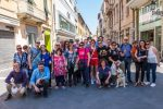 Group picture of Aniridia Italy youth 2017